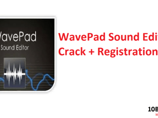 WavePad Sound Editor Crack + Registration Code
