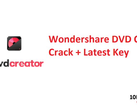 Wondershare DVD Creator Crack + Latest Key