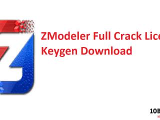 ZModeler Full Crack License Keygen Download