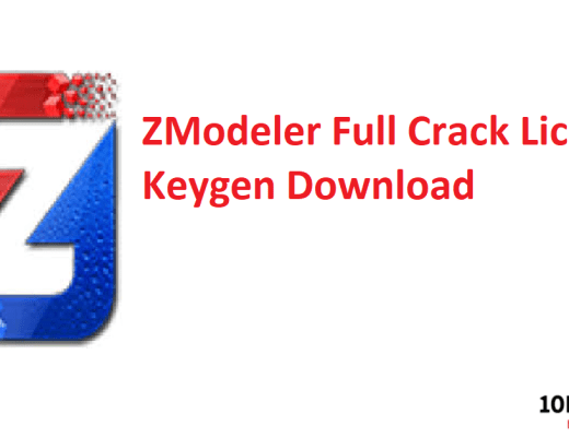 ZModeler Full Crack License Keygen Download