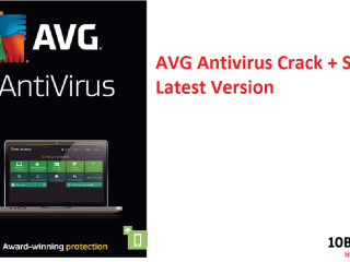 AVG Antivirus Crack + Serial Key Latest Version