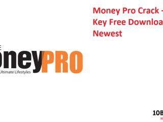 Money Pro Crack + License Key Free Download