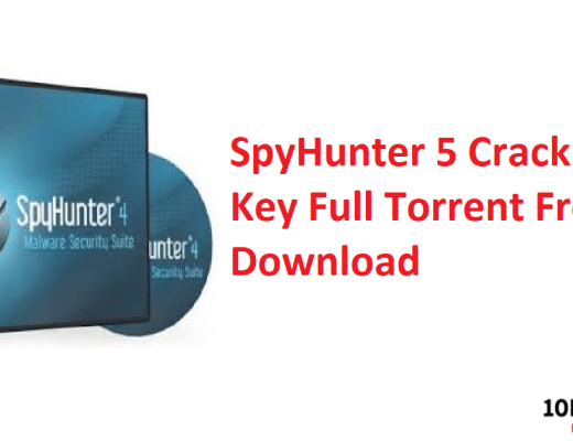 SpyHunter 5 Crack Plus Key Full Torrent Free Download