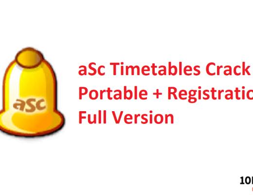 aSc Timetables Crack Portable + Registration Code Full Version