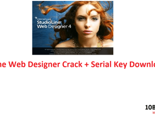 StudioLine Web Designer Crack + Serial Key Download