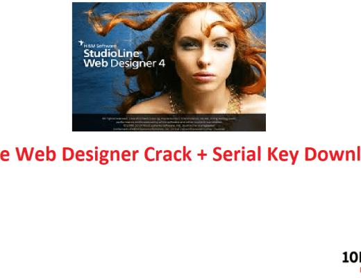 StudioLine Web Designer Crack + Serial Key Download