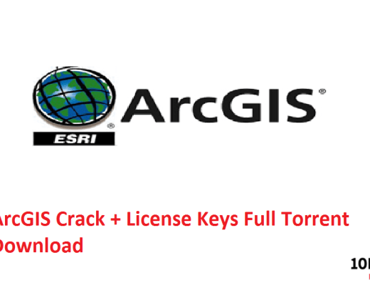ArcGIS Crack + License Keys Full Torrent Download