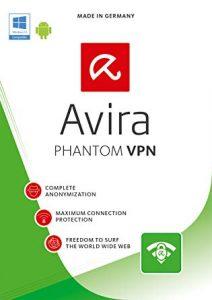 Retak Pro VPN Avira Phantom