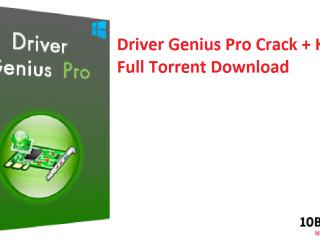 Driver Genius Pro Crack + Keygen Full Torrent Download