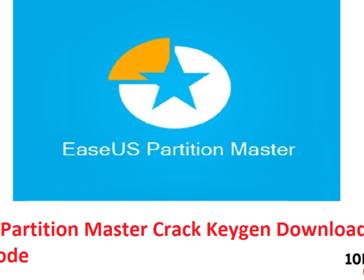 EaseUS Partition Master Crack Keygen Download Key + Code