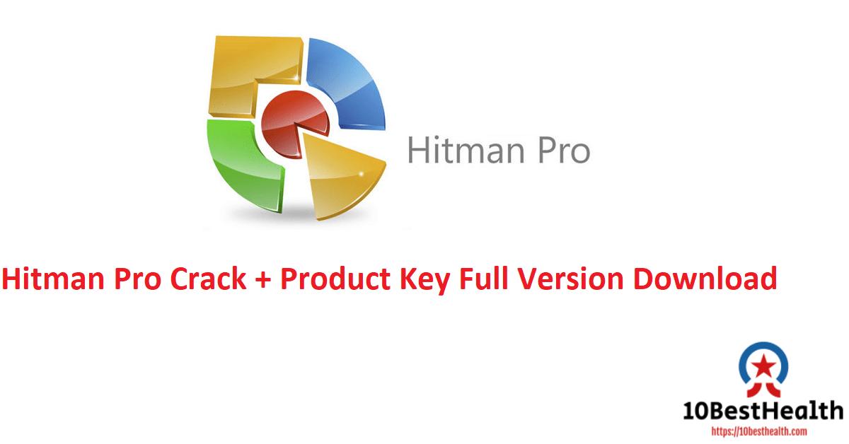 Hitman Pro Crack + Product Key Full Version Download