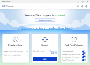 Malwarebytes Premium Download