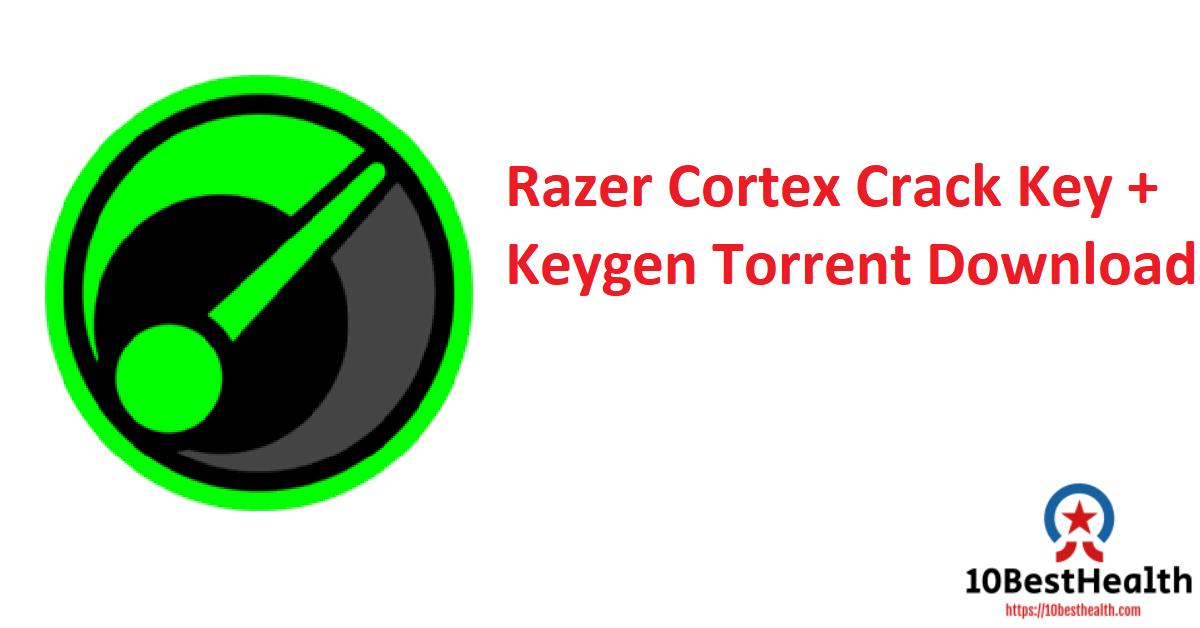 Razer Cortex Crack Key + Keygen Torrent Download