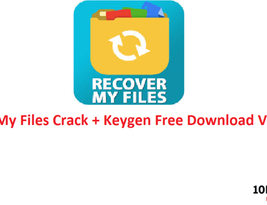 Recover My Files Crack + Keygen Free Download Version