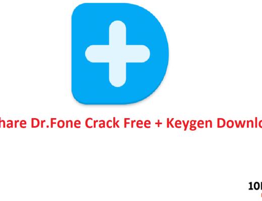 Wondershare Dr.Fone Crack Free + Keygen Download Full