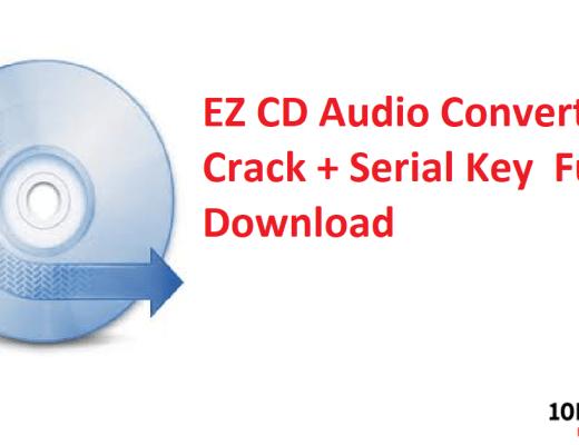 EZ CD Audio Converter Pro Crack + Serial Key Full Download