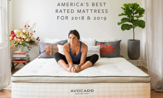 Avocado Pillow Top Green Mattress