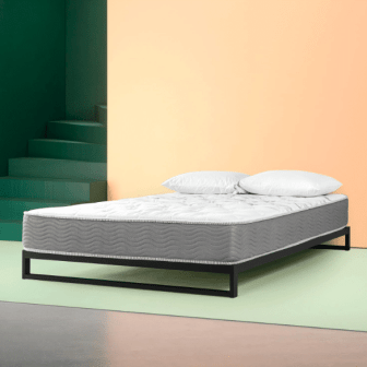 Zinus extra firm bed