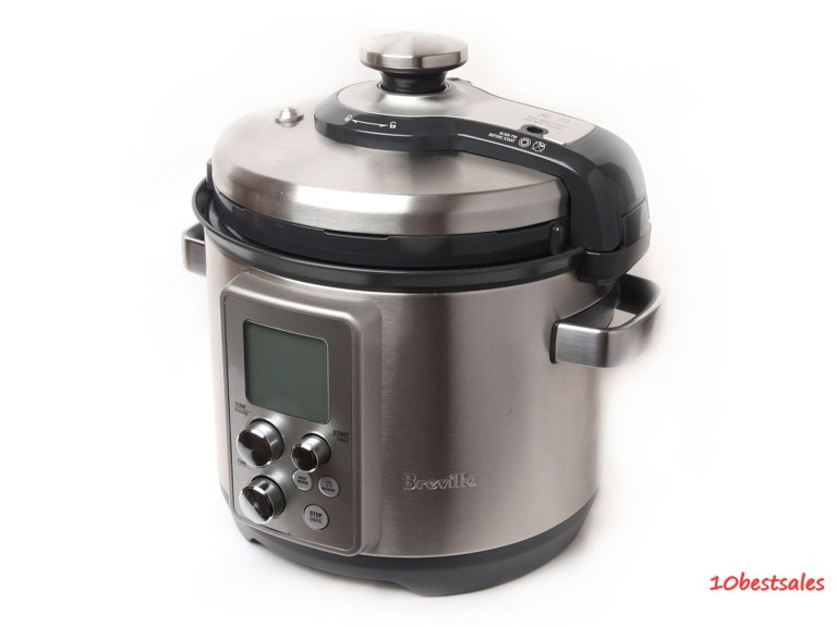 The 10 Best Electric Pressure Cooker Buying Guide 2020-10bestsales