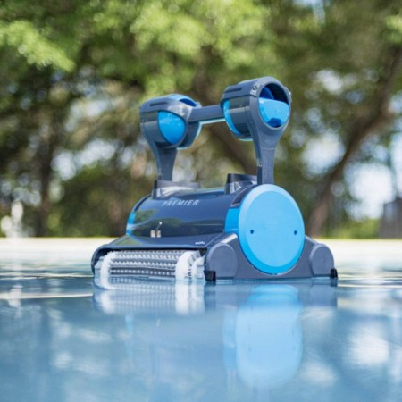 Dolphin Premier In-ground Robotic Pool Cleaner