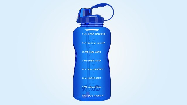 Best Motivational Water Bottle