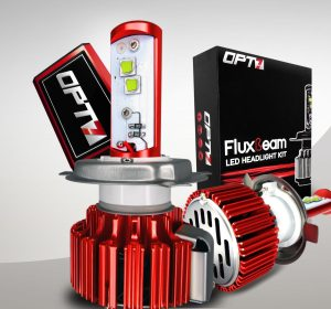 OPT7 Fluxbeam LED Headlight Kit