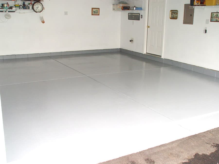 Latex Is Your Basic Paint. This Is True Whether You Are Talking About A Garage  Floor Or A Bathroom Wall Or Anywhere Else Really.