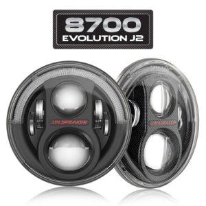 JW Speaker 8700 Evolution J2 review
