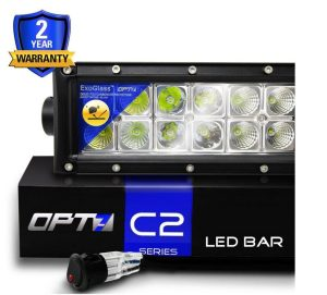 OPT7 C2 Series 44 Off-Road CREE LED Light Bar review