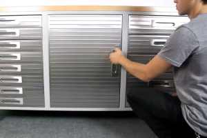 Best Garage Workbench metal