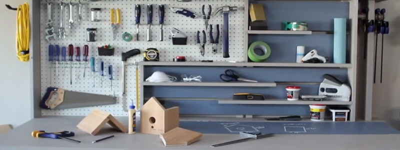 Best Garage Workbench Buyer's Guide