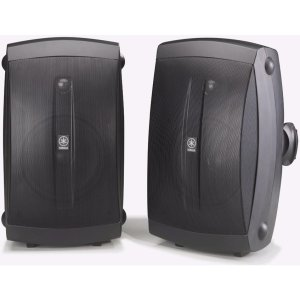 Yamaha NS-AW350B Speakers review