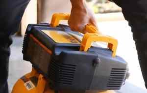 Best Air Compressor for Home Garage Mobility