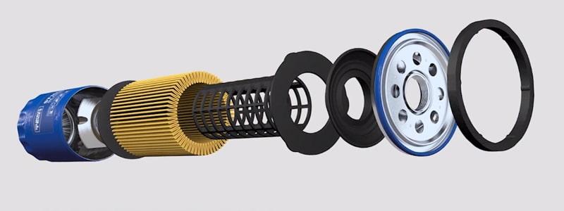 SuperTech Oil FIlter st10575