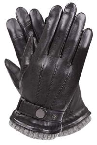 WARMEN Warm Nappa Leather Daily Dress Driving Gloves review