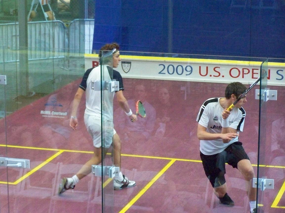 Squash Tourney