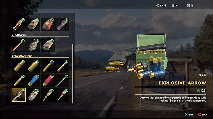 Also, dont forget about - How to get better weapons in Far Cry 5? - FAQ - Far Cry 5 Game Guide