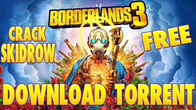 Borderlands 3 Full Crack