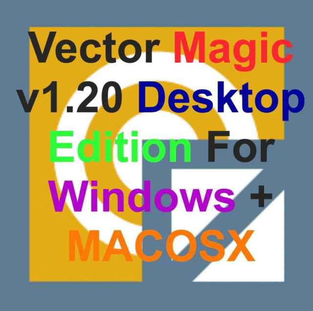Vector Magic 2020 Crack