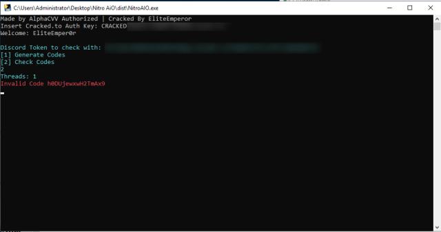 Discord Nitro Hack Crack
