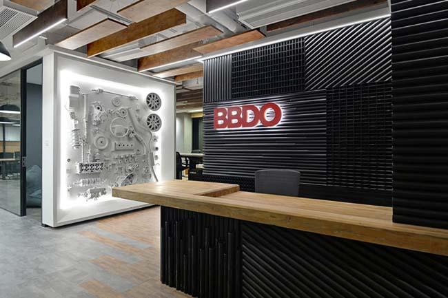 Τα γραφεία της BBDO