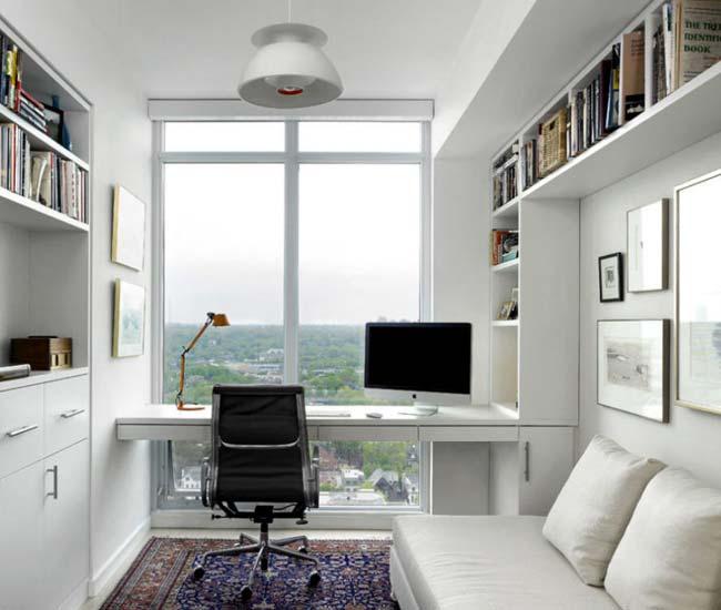 Μοντέρνα γραφεία για το σπίτι