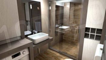 Φωτισμός καθρέφτη μπάνιου