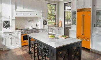 Είστε έτοιμοι να βάλετε πολύχρωμες ηλεκτρικές συσκευές κουζίνας;