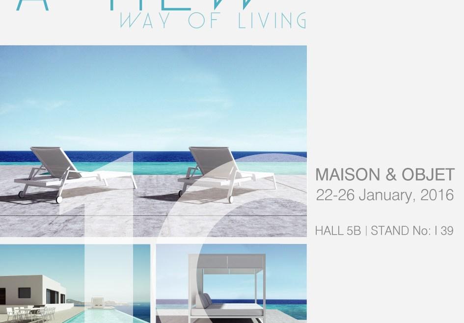 MAISON & OBJET JANUARY 2016