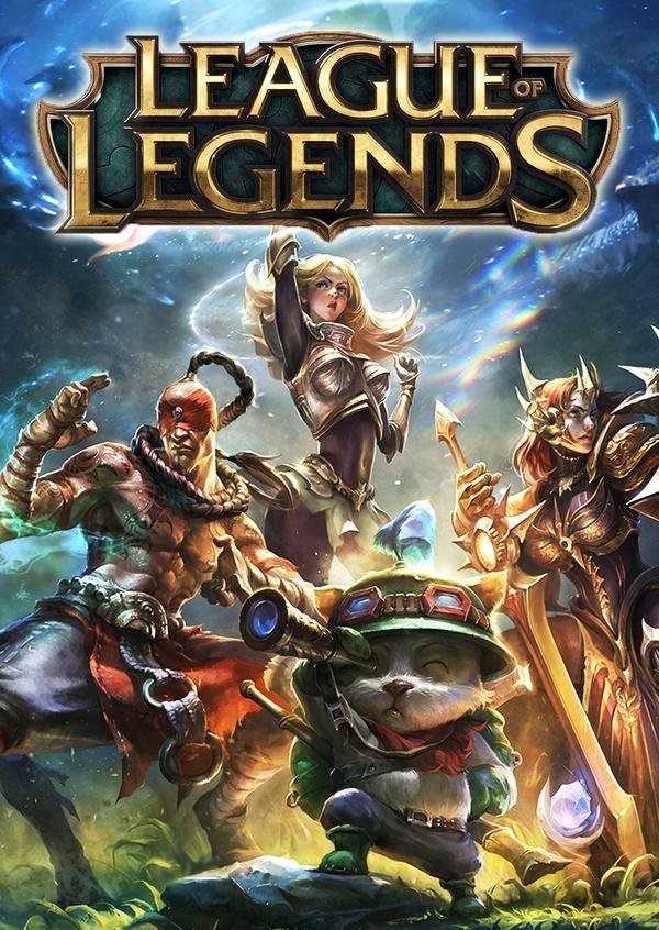 League Of Legends PC Spiele Cover GameStar