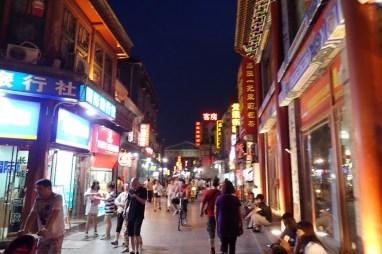 Beijong by night