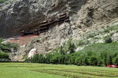 Le monastère suspendue