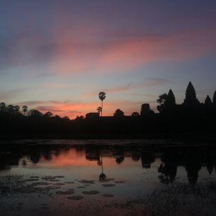 Angkor Wat au reveil