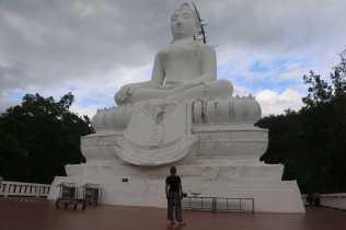 Pai - White Buddha